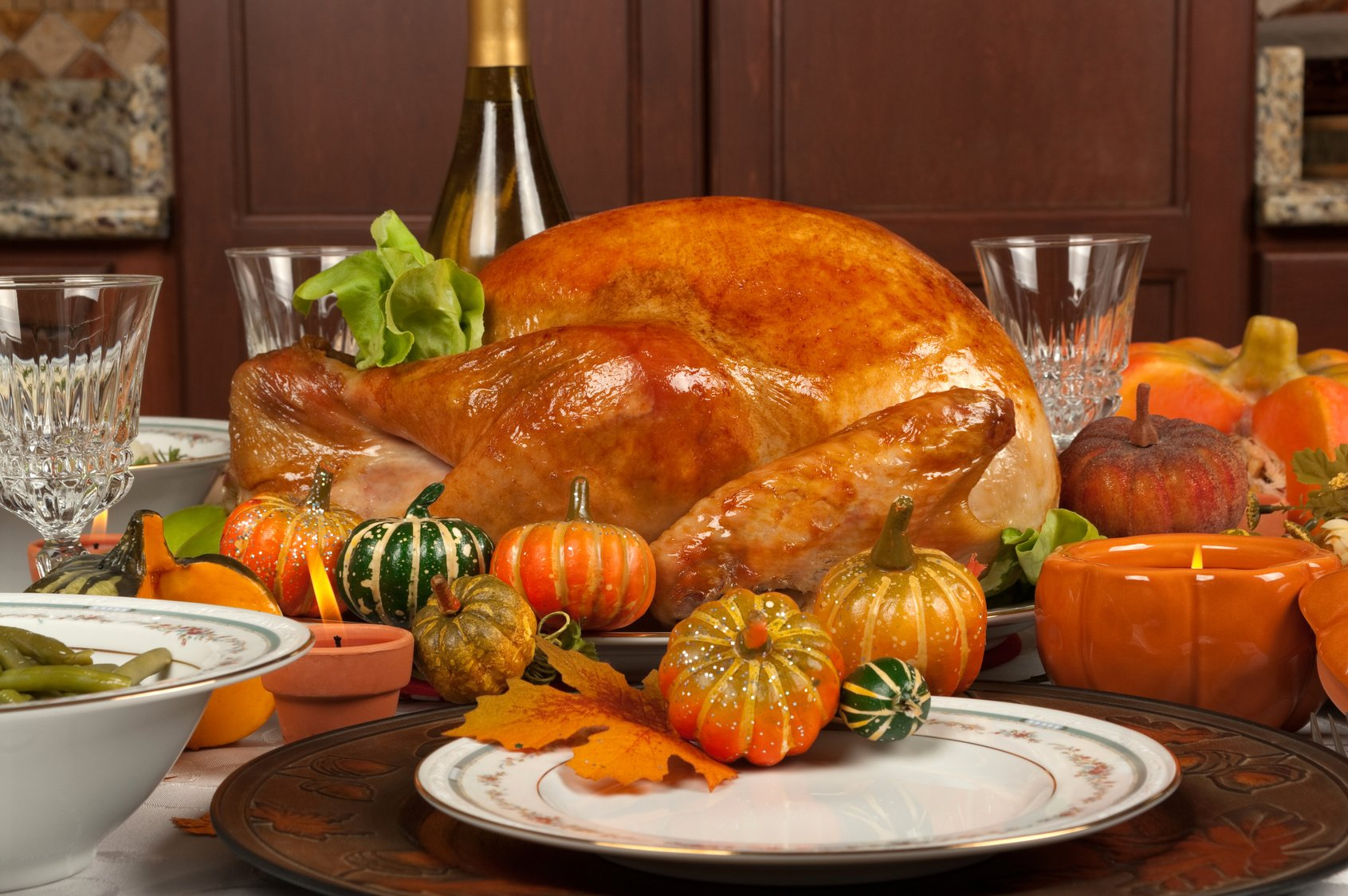Safety Tips for Preparing Thanksgiving Dinner