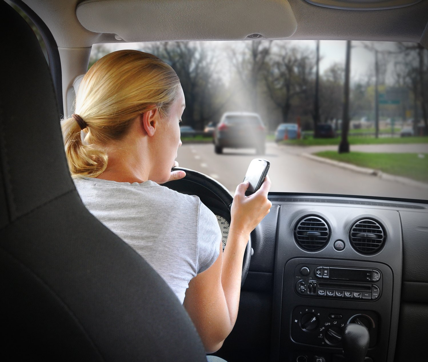 End Distracted Driving, End Majority Of Teen Accidents