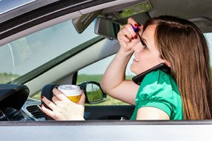 Avoid Distracted Driving, Save a Life & Save on Your Auto Insurance
