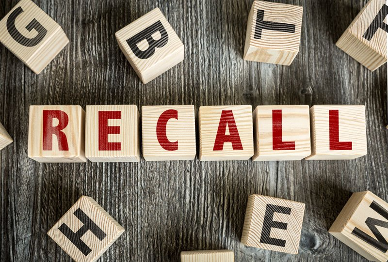 Hoffman Brown Recall