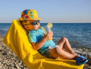 To keep your family and guests safe while they enjoy an amazing day at the beach, here are a few tips on how you can keep them safe and you sane.