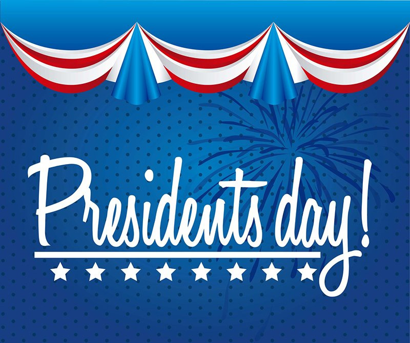 Early Reminder - Upcoming Presidents Day HBC Office Will Be Closed!
