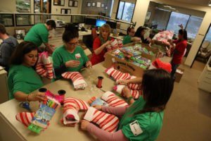 Hoffman Brown Company Gives to Others at a Memorable 2016 Holiday Event