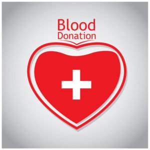 DON'T FORGET THE HOFFMAN BROWN COMPANY & CEDARS-SINAI BLOOD DRIVE