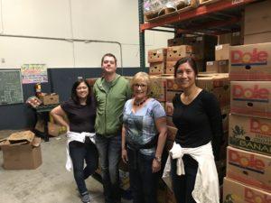 Hoffman Brown Company Volunteers At MEND
