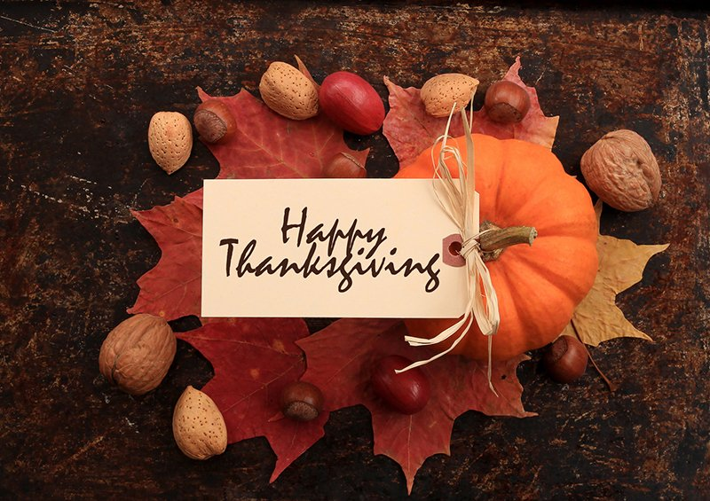 Happy Thanksgiving From Hoffman Brown Company