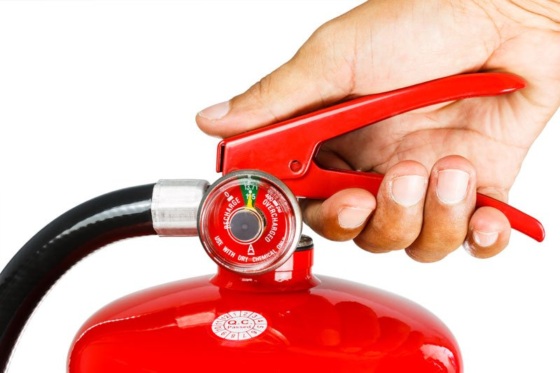 Fire Extinguisher Recalls