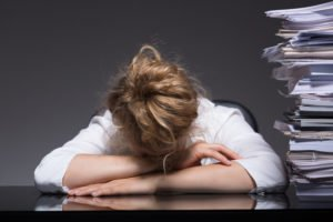 Lack of Sleep Becoming a Work Safety Issues