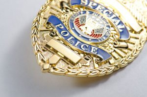 special forces police badge