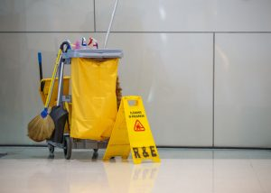 cleaning supplies for office