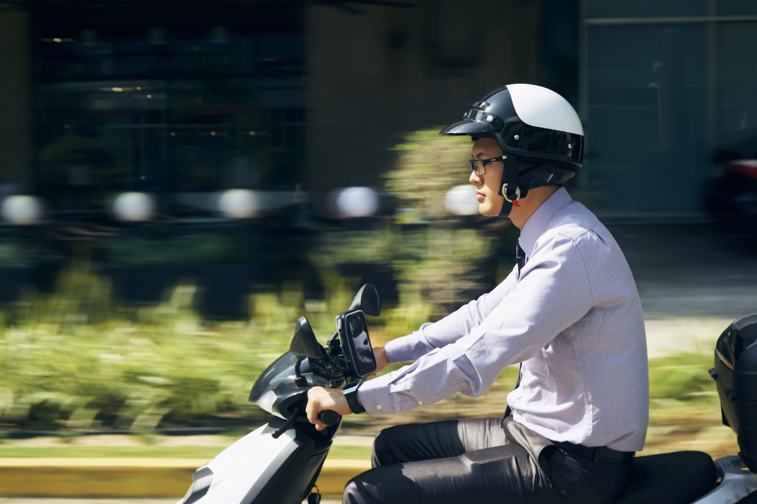 man-driving-scooter